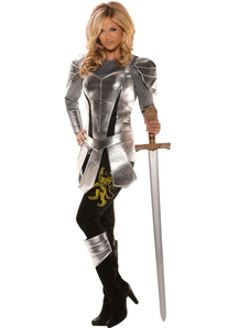 Noble Knight Female Costume