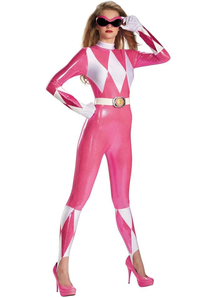 Pink Ranger Adult Costume
