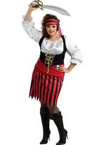 Pirate Adult Female Costume