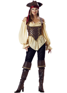 Pirate'S Wench Adult Costume