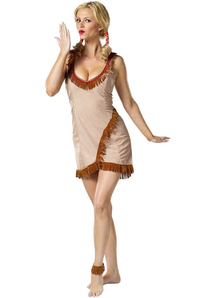 Pocahontas Adult Costume