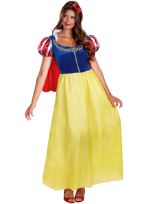 Prestige Snow White Adult Costume