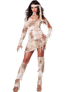 Pretty Mummy Adult Costume