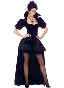 Pretty Vampiress Adult Costume