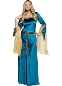 Princess Of Renaissance Adult Costume