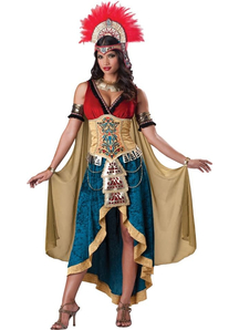 Queen Of Maya Adult Costume