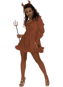 Red Devil Adult Costume