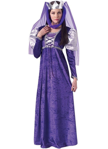 Renaissance Bride Adult Costume
