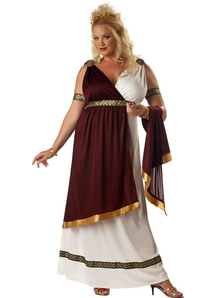 Roman Queen Adult Costume