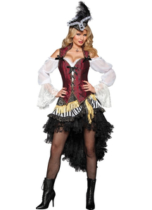 Royal Pirate Adult Costume