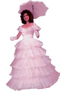 Scarlet Ohara Adult Costume