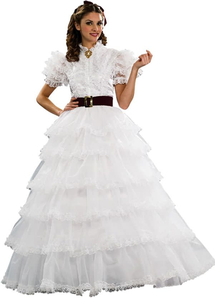 Scarlet Ohara White Adult Costume