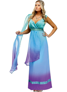 Sea Princess Adult Costume