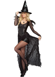 Seductive Witch Adult Costume