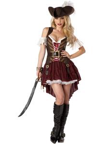 Sexy Bucaneer Adult Costume