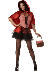 Sexy Riding Hood Women Costume
