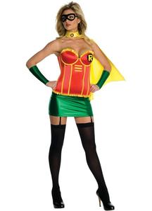 Sexy Robin Female Adult Costume