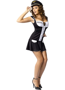 Sexy Sailor Captain Adult Costume