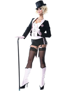 Sexy Showgirl Adult Costume