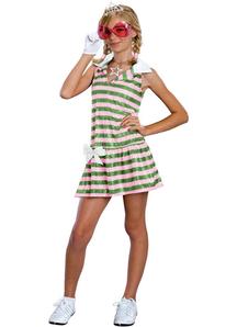 Sharpay Golf Child Costume