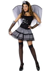 Skeleton Fairy Adult Costume