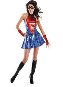 Spidergirl Adult Costume