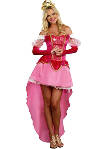 Spleeping Princess Deluxe Costume Adult