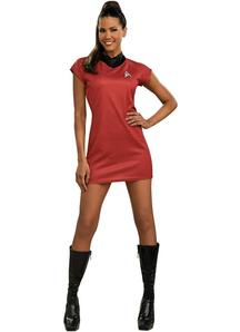 Star Trek Adult Costume Red