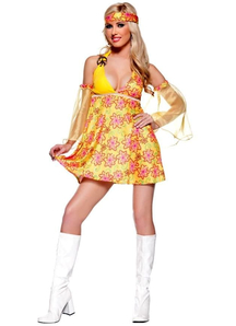 Sun Child Adult Costume