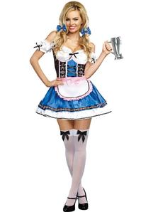 Sweet Bavarian Girl Adult Costume