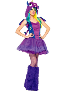Sweet Dragon Adult Costume