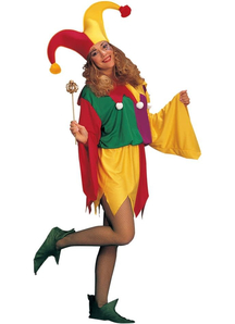 Sweet Jester Adult Costume