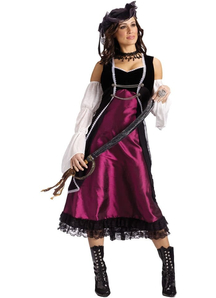 Sweet Pirate Adult Costume