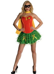 Sweet Robin Adult Costume