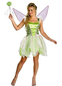 Tinker Bell Adult Costume
