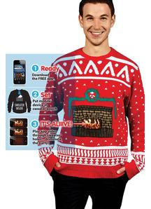 Ugly Christmas Sweater Adult - 13308