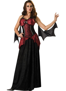 Vampiress Adults Costume