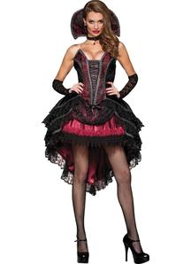 Vampiress Fabulous Adult Costume