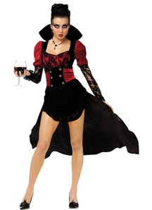 Vampiressa Adult Costume