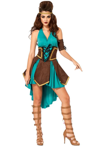 Wild Warrior Adult Costume