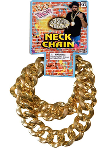 Big Link Neck Chain