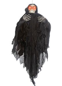 Black Hanging Light Up Reaper