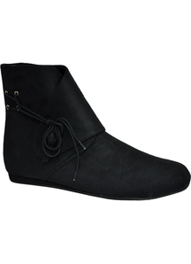 Boot Renaisc Blk Short Men