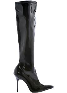 Boots Emma Knee Length Bk Sz12