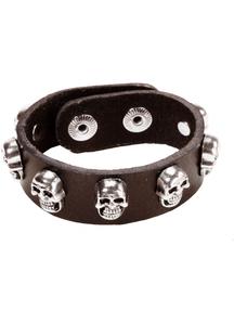 Bracelet Skull Punk