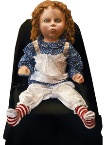 Creepy Doll Prop