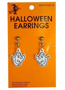 Earrings Ghost