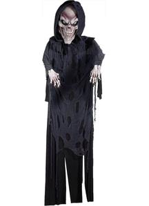 Hanging 12 Ft Reaper Prop. Halloween Props.