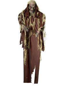 Hanging Mummy 6Ft.  Halloween Props.