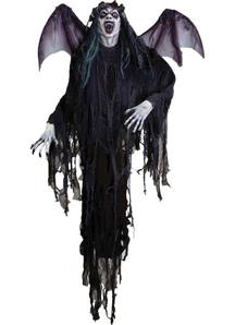 Hanging Vampire. Halloween Props.